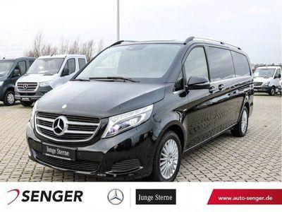 gebraucht Mercedes V250 d Avantgarde Extralang 7-Sitze+LED+2xKlima