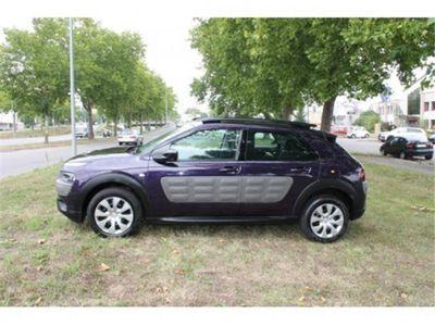 gebraucht Citroën C4 Cactus BlueHDI großes Navi/Klima/Freisprechanlage