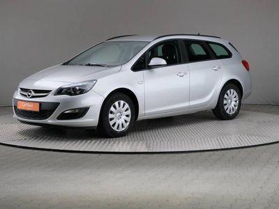 gebraucht Opel Astra 1.6 CDTI DPF ecoFLEX Sports T. Edition