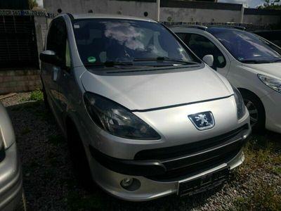 gebraucht Peugeot 1007 Servo,Klima Steuergerät defekt
