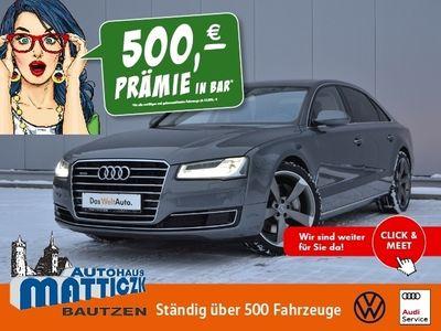 gebraucht Audi A8L 4.2 TDI 385 PS EU6 quattro LUFT/SD/MATRI