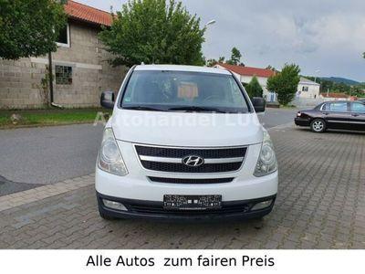 used Hyundai H-1 Kasten 2.5 125KW Klima AHK 2 Schibetüren