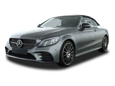 gebraucht Mercedes C220 d Cabrio AMG Line Night 4xHighEnd AHK