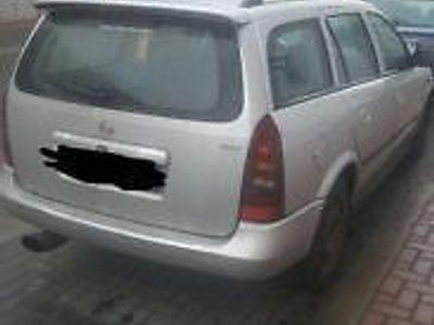 gebraucht Opel Astra Kombi DTI Xenonlicht