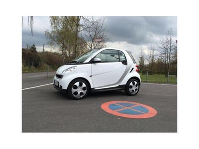 gebraucht Smart ForTwo Coupé softouch edition sharpred