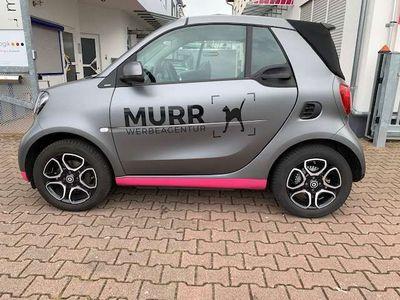 gebraucht Smart ForTwo Cabrio twinamic