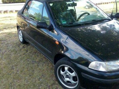 gebraucht Fiat Punto Cabriolet mit Anhängerkupplung, Al...