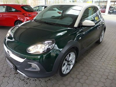 """gebraucht Opel Adam Rocks 1,0 T Shz* DAB+*17"""" LMR* Sportsitze"""