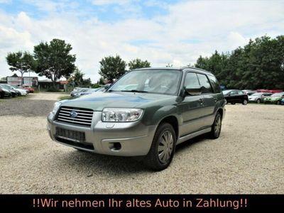 gebraucht Subaru Forester 2.0 X Active, SR+WR, Navi, TÜV: 09/2020