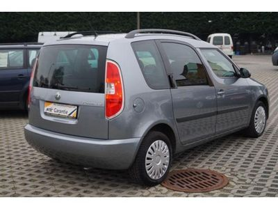 gebraucht Skoda Roomster Style Plus Edition 2Hand+Euro5+Automat