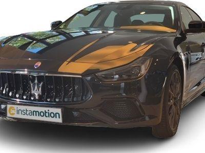 gebraucht Maserati Ghibli GhibliGranSport V6 3.0d EURO6d-Temp Nerissimo