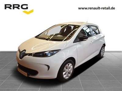 gebraucht Renault Zoe LIFE AUTOMATIK zzgl. BATTERIE KLEINWAGEN