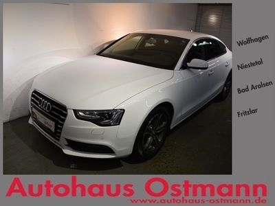 gebraucht Audi A5 Sportback 2.0 TDI AHK*XENON*EUR6