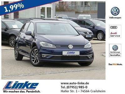 gebraucht VW Golf VII JOIN 1,5 TSI DSG Navi/ACC/LED/Garantie