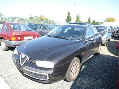 gebraucht Alfa Romeo 156 2.0 16V Selespeed, Klimaautomatik, 4x Airbag