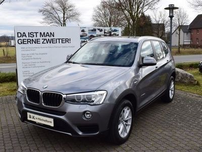 gebraucht BMW X3 xDrive20d Navi,Xenon,Leder,Panorama,PDC
