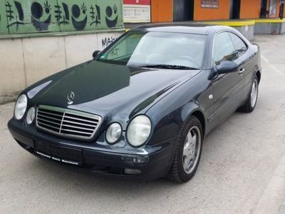 gebraucht Mercedes CLK320 Coupe Leder Klima TÜV Automatik Scheckhe