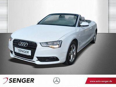 gebraucht Audi A5 Cabriolet 2.0 TDI Akustik-Verdeck, Einparkhilfe
