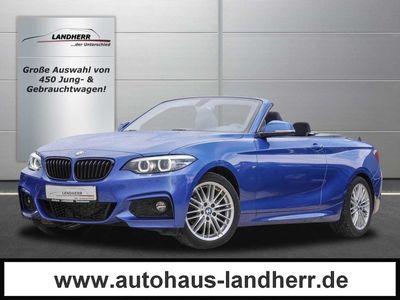 gebraucht BMW 218 218 d Cabrio M Sport // LED/Navi/PDC/SHZ