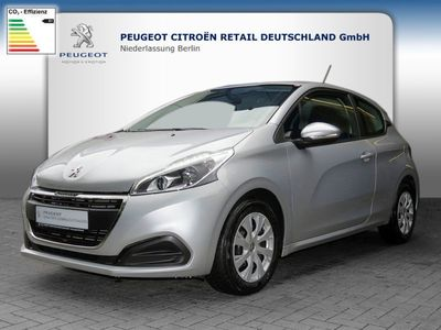 gebraucht Peugeot 208 BlueHDI Stop & Start Active USB KLIMA NAVI