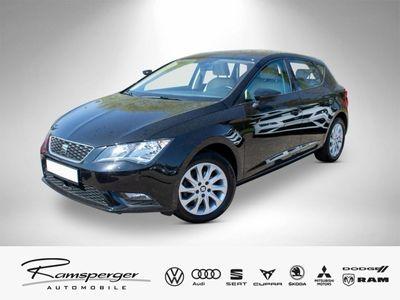 gebraucht Seat Leon 2.0 TDI Style Ecomotive Start&Stop