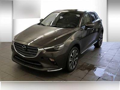 gebraucht Mazda CX-3