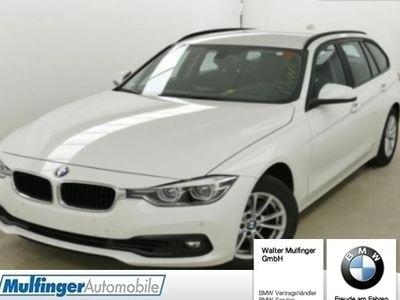 gebraucht BMW 320 i Touring Navi LED HiFi Advantage