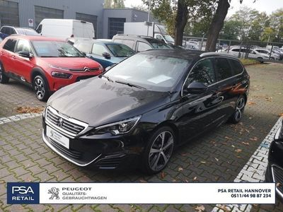 gebraucht Peugeot 308 SW BlueHDi 180 EAT6 GT *Glasdach,Kamera,Shz*