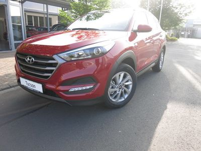 gebraucht Hyundai Tucson 1.6 Turbo 2WD Trend