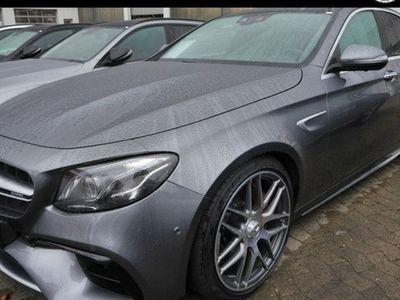 gebraucht Mercedes E63 AMG S 4M Driver Keramik Performance Abgas W