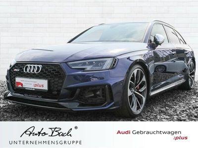 second-hand Audi RS4 Avant 2.9TFSI qu. Tiptronic Navi LED Panorama ACC