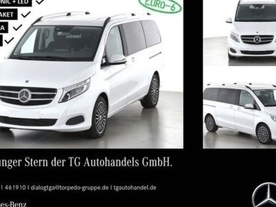 gebraucht Mercedes V250 ED L+DAB+BURMESTER+COMAND+DISTR+LIEGEPAKET