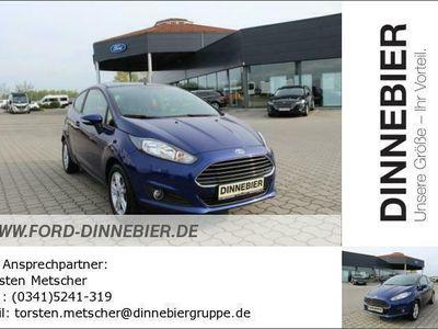 gebraucht Ford Fiesta Sync Edition 1.25 |*PDC*Sitzheiz*| Gebrauchtwagen, bei Autohaus Dinnebier GmbH
