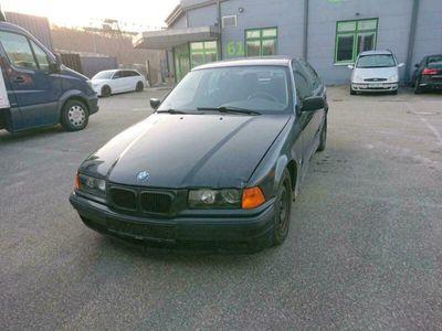 gebraucht BMW 316 E36 i Rest tüv Mai 2020