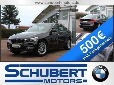 gebraucht BMW 630 d Gran Turismo Navi Prof HUD Komfortzugang