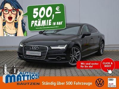 gebraucht Audi A7 Sportback 3.0 TDI 320PS EU6 quattro Tiptr. NP