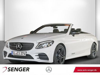 second-hand Mercedes C200 Cabriolet AMG Line Night Spur-P. Facelift
