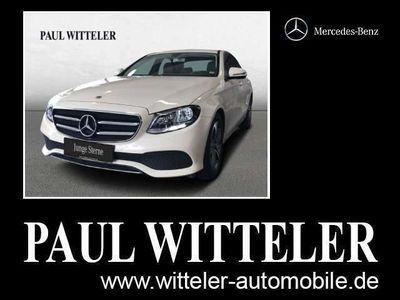 "gebraucht Mercedes E200 Limousine ""Das Taxi"" Avantgarde/Navi"