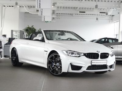 gebraucht BMW M4 Cabriolet Competition MDriversPack SurView H/K