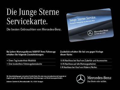 gebraucht Mercedes 200 SLCPanodach Navi Sitzh. PTS Radio