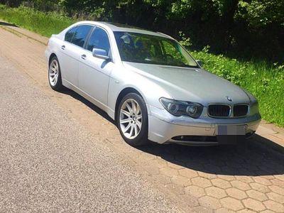 second-hand BMW 745 7er