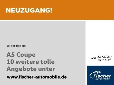 gebraucht Audi A5 Coupe 40 TDI S-line