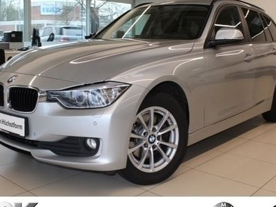 gebraucht BMW 320 d Touring Navi Xenon PDC Tempomat LM-Felgen