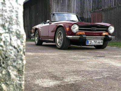 gebraucht Triumph TR6 als Cabrio/Roadster in Erding