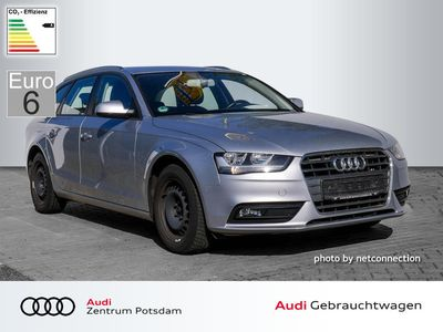 gebraucht Audi A4 Avant Attraction 2.0 TDI clean diesel 110 kW (150 PS) multitronic