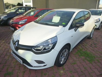 used Renault Clio IV 1.2 16V Limited Klimaanlage