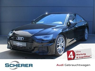 gebraucht Audi A6 Limousine sport 45 TDI quattro 170 kW (231 PS) 8-stufig tiptronic