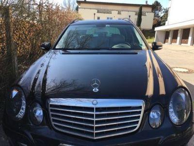 gebraucht Mercedes 170 S 211 220 CDI BJ.07AUT.Leder