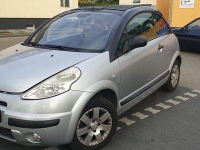 gebraucht Citroën C3 Pluriel 1.6 16V Sensodrive