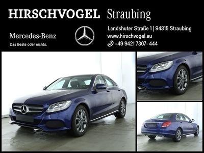 gebraucht Mercedes C180 AVANTGARDE+PDC+SHZ+Spiegel-P+Sitzkomfort-P